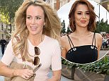 Celebrities at Capital Radio - Amanda Holden\nFeaturing: Amanda Holden\nWhere: London, United Kingdom\nWhen: 30 Sep 2015\nCredit: Mario Mitsis/WENN.com