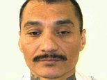 This undated photo provided by the Virginia Department of Corrections shows inmate Alfredo Prieto. Virginia is poised to execute Prieto, a serial killer, who claims heís intellectually disabled using lethal injection drugs from Texas because the stateís supply of another controversial drug will expire the day before the execution is supposed to take place. (Virginia Department of Corrections via AP)
