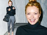 ***MANDATORY BYLINE TO READ INFPhoto.com ONLY***\nFrancesca Eastwood leaves restaurant after dining out in Los Angeles, California.\n\nPictured: Francesca Eastwood\nRef: SPL1140954  300915  \nPicture by: INFphoto.com\n\n