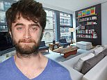30 September 2015 - Los Angeles - USA  **** STRICTLY NOT AVAILABLE FOR USA ***  Daniel Radcliffe puts his New York Soho apartment up for rent at $19K a month. Radcliffe, who shot to fame asboy wizard Harry Potter, is looking for renters for his modern high-rise apartment in Soho. The listing with Halstead Property, promises 'Mercer Street Magic' with a wink at the ownership of this 1,843 sq ft pad in a glass-walled building with a large gym plus swimming pool. The two bedroom, two and a half bathroom apartment features hardwood floors, high ceilings, lots of light, and a contemporary kitchen. The master bath is the showstopper, with a walk-in shower, dual sinks with stylized lights and shelves, and a giant tub suitable for a Quidditch player in need of a long muscle soak. Radcliffe reportedly paid $4.29 million for the apartment in 2007 but didnÌt live there long Û the actor quickly rented it out, according to The New York Times.   XPOSURE PHOTOS DOES NOT CLAIM ANY COPYRIGHT OR LICENS