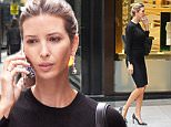 EXCLUSIVE TO INF.\nOctober 1, 2015: Ivanka Trump and her husband Jared Kushner are seen leaving their New York City apartment with daughter Arabella Kushner this morning before heading off to work. Ivanka, who is pregnant with the couple's third child, and whose father, Donald Trump, is seeking the Republican nomination for President, seems to have stepped up her security detail as she was followed closely by a bodyguard the entire way to work.\nMandatory Credit: Elder Ordonez/INFphoto.com Ref:infusny-160