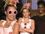 miley cyrus leslie jones saturday night live snl