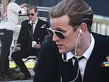 Matt Smith spotted filming filming The Crown in East London Featuring: Matt Smith Where: London, United Kingdom When: 01 Oct 2015 Credit: WENN.com