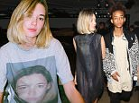 NEW YORK, NY - SEPTEMBER 15:  Sarah Snyder and Jaden Smith attend the Gypsy Sport - fashion show during Spring 2016 MADE Fashion Week at Milk Studios on September 15, 2016 in New York City.  (Photo by Mireya Acierto/Getty Images)