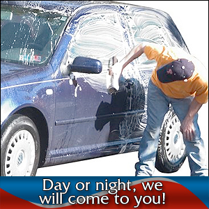 Car Wash - Batesville, MS - Car Genie Mobile Car Wash & Detail - car wash - Day or night, we will come to you!