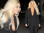 Picture Shows: Bianca Gascoigne  September 30, 2015\n \n Celebrities attend the National Reality TV Awards, held at Porchester Hall in London, UK.\n \n Non-Exclusive\n WORLDWIDE RIGHTS\n \n Pictures by : FameFlynet UK © 2015\n Tel : +44 (0)20 3551 5049\n Email : info@fameflynet.uk.com