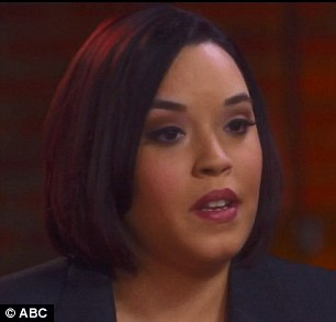 Gina DeJesus revealed in the interview how she tried to run from the home but Ariel Castro sat on her back