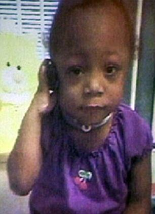 Tragic: Marchella Brett-Pierce was found dead in September 2010, tied up to her bed