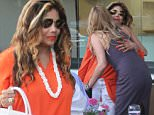 La Toya Jackson bumps into Taylor Armstrong during during at Il Pastasio in Beverly Hills, CA.\n\nPictured: La Toya Jackson and Taylor Armstrong\nRef: SPL1141867  011015  \nPicture by: Be Like Water Production\n\nSplash News and Pictures\nLos Angeles: 310-821-2666\nNew York: 212-619-2666\nLondon: 870-934-2666\nphotodesk@splashnews.com\n