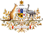 Coat of arms of Australia