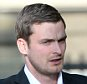 Picture shows Sunderland and England international  footballer Adam Johnson arriving at Bradford Crown court charged with sexual activity with and grooming of a child October 2 2015. See Ross Parry copy RPYPLAYER :