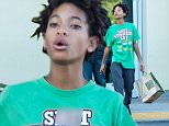02.OCTOBER.2015 - CALABASAS - USA\\n*EXCLUSIVE ALL ROUND PICTURES**\\nWILLOW SMITH WAS SEEN ORGANIC SHOPPING AND SPORTING A PRINTED SHIRT WITH COMMENTS UNDER THE HEADLINE 'THE SHIT STONES SAY'\\n***AVAILABLE FOR UK AND GERMANY SALE ONLY ***\\nBYLINE MUST READ: XPOSUREPHOTOS.COM\\n***UK CLIENTS - PICTURES CONTAINING CHILDREN PLEASE PIXELATE FACE PRIOR TO PUBLICATION ***\\n*UK CLIENTS MUST CALL PRIOR TO TV OR ONLINE USAGE PLEASE TELEPHONE 0208 344 2007*