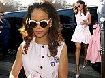 Rihanna seen arriving at Le Avenue in Paris for lunch.jpg
