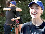 Picture Shows: Amanda Seyfried  October 01, 2015\n \n Actress Amanda Seyfried takes her dog for a walk with a male friend in Los Feliz, California. \n \n Amanda, who was casually dressed in a black T-shirt, a blue baseball cap, black mini shorts and green Nike trainers, is dealing with a split from long time boyfriend Justin Long.\n \n Exclusive All Rounder\n UK RIGHTS ONLY\n FameFlynet UK © 2015\n Tel : +44 (0)20 3551 5049\n Email : info@fameflynet.uk.com