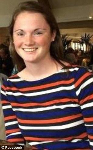 Miss Graham was killed in September 2014