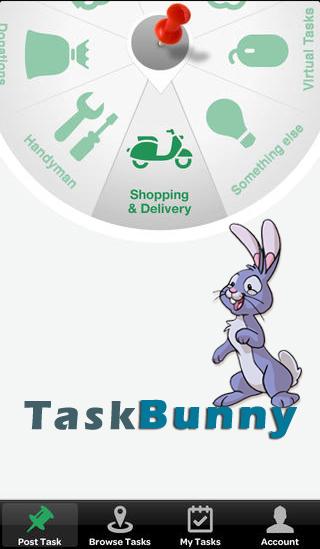 Taskrabbit clone script mobile