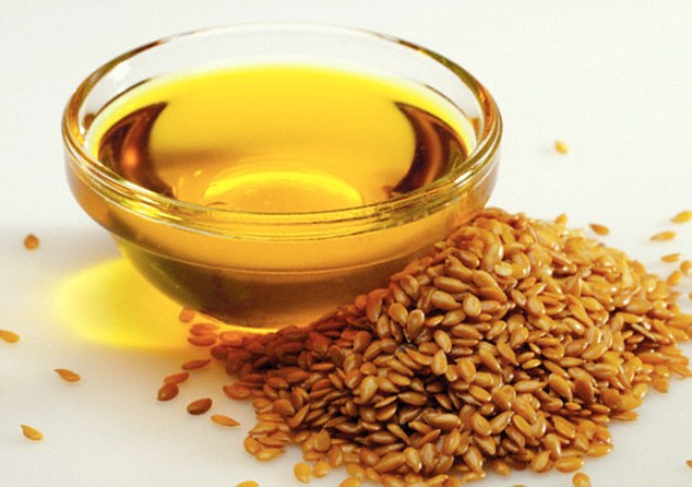 Flaxseed or Linseed oil is great for dry or rough skin and can be used as a natural medicine