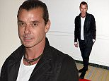 Mandatory Credit: Photo by REX Shutterstock (5212543f)  Gavin Rossdale  Operation Smile Gala, Los Angeles, America - 02 Oct 2015