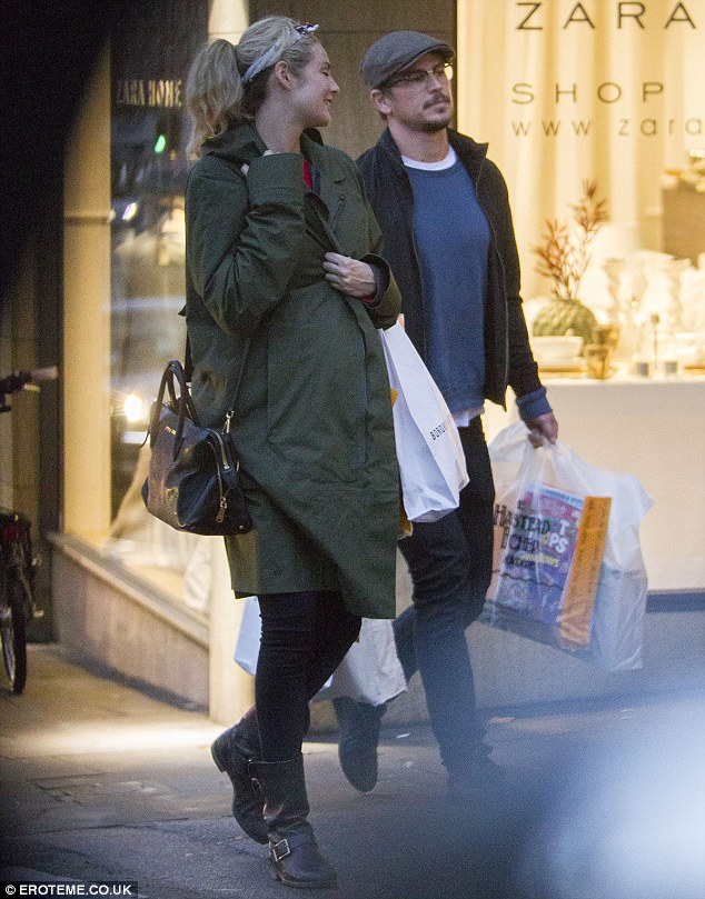 Star couple: Josh and the model-turned-actress started dating in 2012 around the same time he dated fellow American actress Amanda Seyfried