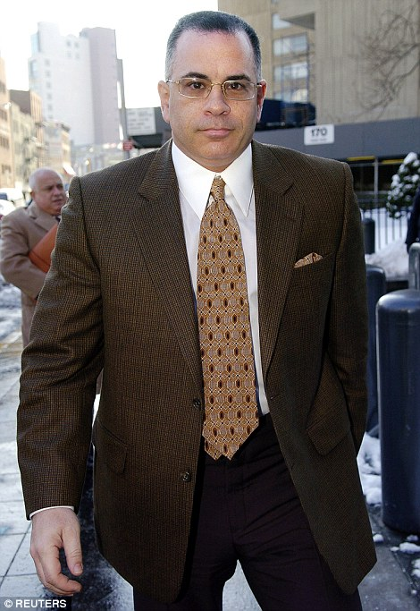 Agnello is nephew of John Gotti Jr (pictured)