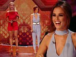 ****Ruckas Videograbs****  (01322) 861777 *IMPORTANT* Please credit ITV for this picture. 04/10/15 The X Factor - ITV1 Grabs from tonight's  X Factor Office  (UK)  : 01322 861777 Mobile (UK)  : 07742 164 106 **IMPORTANT - PLEASE READ** The video grabs supplied by Ruckas Pictures always remain the copyright of the programme makers, we provide a service to purely capture and supply the images to the client, securing the copyright of the images will always remain the responsibility of the publisher at all times. Standard terms, conditions & minimum fees apply to our videograbs unless varied by agreement prior to publication.