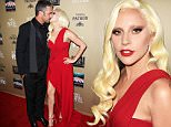Mandatory Credit: Photo by REX Shutterstock (5212715ag)\n Lady Gaga and Taylor Kinney\n 'American Horror Story: Hotel' TV Series premiere, Los Angeles, America - 03 Oct 2015\n \n