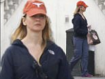 Picture Shows: Renee Zellweger  October 04, 2015\n \n American actress Renee Zellweger is seen going incognito while out and about in London, England.\n \n The star, who was casually dressed in a baseball cap, black jacket, gray track pants and a pair of brightly coloured trainers, has recently announced that she is set to reprise her role as Bridget Jones in the upcoming third film.\n \n Exclusive\n WORLDWIDE RIGHTS \n \n Pictures by : FameFlynet UK © 2015\n Tel : +44 (0)20 3551 5049\n Email : info@fameflynet.uk.com