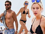 Scott Disick's new 18-year-old model girlfriend Lindsay Vrckovnik sizzles in a black bikini as they're pictured on romantic Miami beach break   Read more: http://www.dailymail.co.uk/tvshowbiz/article-3258656/Scott-Disick-s-new-18-year-old-model-girlfriend-Lindsay-Vrckovnik-sizzles-black-bikini-pictured-romantic-Miami-beach-break.html#ixzz3nYDGwO3Z  Follow us: @MailOnline on Twitter | DailyMail on Facebook