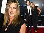Mandatory Credit: Photo by Buckner/Variety/REX Shutterstock (5212668bb)\n Justin Theroux and Jennifer Aniston\n 'The Leftovers' TV series premiere, Austin, America - 03 Oct 2015\n \n