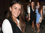 3 Oct 2015 - MANCHESTER - UK  BROOKE VINCENT AND PLATINUM AT MAMBOS CLUB IN MANCHESTER  BYLINE MUST READ : XPOSUREPHOTOS.COM  ***UK CLIENTS - PICTURES CONTAINING CHILDREN PLEASE PIXELATE FACE PRIOR TO PUBLICATION ***  **UK CLIENTS MUST CALL PRIOR TO TV OR ONLINE USAGE PLEASE TELEPHONE   44 208 344 2007 **