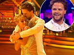 ****Ruckas Videograbs****  (01322) 861777\n*IMPORTANT* Please credit BBC for this picture.\n03/10/15\nStrictly Come Dancing \nGrabs from tonights show\nOffice  (UK)  : 01322 861777\nMobile (UK)  : 07742 164 106\n**IMPORTANT - PLEASE READ** The video grabs supplied by Ruckas Pictures always remain the copyright of the programme makers, we provide a service to purely capture and supply the images to the client, securing the copyright of the images will always remain the responsibility of the publisher at all times.\nStandard terms, conditions & minimum fees apply to our videograbs unless varied by agreement prior to publication.
