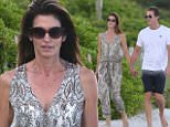 eURN: AD*183522054  Headline: Cindy Crawford and Rande Gerber take a walk on the beach in Miami Caption: US & UK CLIENTS MUST ONLY CREDIT KDNPIX Cindy Crawford and Rande Gerber take a walk on the beach in Miami  Pictured: Cindy Crawford and Rande Gerber Ref: SPL1143857  041015   Picture by: KDNPIX  Splash News and Pictures Los Angeles: 310-821-2666 New York: 212-619-2666 London: 870-934-2666 photodesk@splashnews.com  Photographer: KDNPIX Loaded on 05/10/2015 at 02:08 Copyright: Splash News Provider: KDNPIX  Properties: RGB JPEG Image (32355K 3054K 10.6:1) 2823w x 3912h at 72 x 72 dpi  Routing: DM News : GroupFeeds (Comms), GeneralFeed (Miscellaneous) DM Showbiz : SHOWBIZ (Miscellaneous) DM Online : Online Previews (Miscellaneous), CMS Out (Miscellaneous)  Parking: