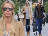 Mandatory Credit: Photo by Startraks Photo/REX Shutterstock (5219754l)\n Nicky Hilton\n Nicky Hilton outand about, New York, America - 05 Oct 2015\n Nicky Hilton Rothschild spotted in Noho\n