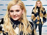 NEW YORK, NY - OCTOBER 05:  (EXCLUSIVE COVERAGE)  Actress Abigail Breslin visits SiriusXM Studios on October 5, 2015 in New York City.  (Photo by Slaven Vlasic/Getty Images)