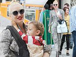 4 Oct 2015 - HOLLYWOOD - USA  GWEN STEFANI WITH KIDS AT THE CHURCH IN HOLLYWOOD SUNDAY MORNING.   BYLINE MUST READ : XPOSUREPHOTOS.COM  ***UK CLIENTS - PICTURES CONTAINING CHILDREN PLEASE PIXELATE FACE PRIOR TO PUBLICATION ***  **UK CLIENTS MUST CALL PRIOR TO TV OR ONLINE USAGE PLEASE TELEPHONE  44 208 344 2007 ***