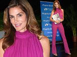 """MIAMI, FL - OCTOBER 05:  Cindy Crawford discusses her book """"Becoming""""at Miami Dade College on October 5, 2015 in Miami, Florida.  (Photo by Gustavo Caballero/Getty Images)"""