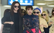 [Airport Fashion/Photo] SNSD Returns from Japan