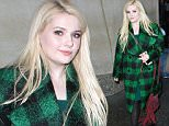 "Abigail Breslin enters the Today Show studios, NYC to promote hew show ""Scream Queens""\n\nRef: SPL1144068  061015  \nPicture by: Derek Storm / Splash News\n\nSplash News and Pictures\nLos Angeles: 310-821-2666\nNew York: 212-619-2666\nLondon: 870-934-2666\nphotodesk@splashnews.com\n"