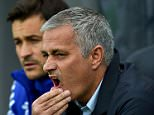 """File photo dated 26-09-2015 of Chelsea manager Jose Mourinho PRESS ASSOCIATION Photo. Issue date: Monday October 5, 2015. Chelsea have issued a statement saying manager Jose Mourinho """"continues to have our full support"""". See PA story SOCCER Chelsea. Photo credit should read Owen Humphreys/PA Wire."""