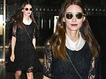 Actress Rooney Mara spotted leaving the 'Today' show in NYC's Rockefeller Center wearing a black lace dress and black ankle boots\n\nPictured: Rooney Mara\nRef: SPL1144632  061015  \nPicture by: Fortunata/Splash News\n\nSplash News and Pictures\nLos Angeles: 310-821-2666\nNew York: 212-619-2666\nLondon: 870-934-2666\nphotodesk@splashnews.com\n
