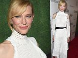 """BEVERLY HILLS, CA - OCTOBER 05:  Actress Cate Blanchett attends an industry screening of Sony Pictures Classics' """"Truth"""" at Samuel Goldwyn Theater on October 5, 2015 in Beverly Hills, California.  (Photo by Kevin Winter/Getty Images)"""
