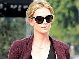 Mandatory Credit: Photo by Startraks Photo/REX Shutterstock (4375219m).. Charlize Theron.. Charlize Theron out and about, Los Angeles, America - 09 Jan 2015.. Charlize Theron out and about with friend..