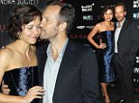eURN: AD*183738246  Headline: 'Experimenter' film screening at the Cinema Society, New York, America - 06 Oct 2015 Caption: Mandatory Credit: Photo by Startraks Photo/REX Shutterstock (5224799r)  Maggie Gyllenhaal, Peter Sarsgaard  'Experimenter' film screening at the Cinema Society, New York, America - 06 Oct 2015  Montblanc & The Cinema Society host a party for the New York Film Festival premiere of Magnolia Pictures' Experimenter  Photographer: Startraks Photo/REX Shutterstock Loaded on 07/10/2015 at 03:13 Copyright: REX FEATURES Provider: Startraks Photo/REX Shutterstock  Properties: RGB JPEG Image (20854K 1374K 15.2:1) 2264w x 3144h at 300 x 300 dpi  Routing: DM News : GeneralFeed (Miscellaneous) DM Showbiz : SHOWBIZ (Miscellaneous) DM Online : Online Previews (Miscellaneous), CMS Out (Miscellaneous)  Parking: