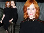 Mandatory Credit: Photo by Startraks Photo/REX Shutterstock (5224808w)\n Christina Hendricks and Jaime King\n Riviera at the Roosevelt, Los Angeles, America - 06 Oct 2015\n Club Tacori Riviera at the Roosevelt\n