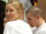 **FEE TO BE AGREED BEFORE USE**\n\nEXCLUSIVE: **NO USA TV AND NO USA WEB** MINIMUM FEE APPLY** Kate Hudson and Nick Jonas spotted together twice over the weekend - first at Disney World in Orlando and the next day at brunch in Miami in these exclusive images obtained by TMZ. \n\nPictured: Kate Hudson and Nick Jonas\nRef: SPL1138611  280915   EXCLUSIVE\nPicture by: TMZ.com / Splash News\n\nSplash News and Pictures\nLos Angeles:310-821-2666\nNew York:212-619-2666\nLondon:870-934-2666\nphotodesk@splashnews.com\n