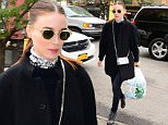 NEW YORK, NY - OCTOBER 07:  Actress Rooney Mara is seen walking in Soho on October 7, 2015 in New York City.  (Photo by Raymond Hall/GC Images)