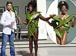 Heat Interview Rochelle and melvin.jpg\nMelvin Odoom and Rochelle Humes recreate Simon Cowell and Sinitta¿s iconic X-Factor moment in a hilarious photo shoot for this week¿s heat magazine.\n\nKISS Breakfast DJ and Xtra Factor DJ Melvin stripped for the shoot laughed: ¿I like to get naked as much as I can.¿ He added: ¿It was quite comfortable, scarily. I hated the shoes. I can¿t believe women go through that. I usually get upset when I see girls walking barefoot outside after a club, but I take it all back.¿\n\nSpeaking about landing the Xtra Factor presenting job, Melvin revealed: ¿I was nervous because it¿s a big show and I¿m a fan. When I told my mum, she was bawling her eyes out.¿\n\nThe full interview appears in this week¿s heat, on sale now (full interview attached for reference).\nThe Xtra Factor continues this Sunday on ITV2\n
