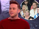 Olly Murs appears on 'Loose Women' to promote his new book ' On The Road'. Broadcast on ITV1 HD\nFeaturing: Olly Murs\nWhen: 07 Oct 2015\nCredit: Supplied by WENN\n**WENN does not claim any ownership including but not limited to Copyright, License in attached material. Fees charged by WENN are for WENN's services only, do not, nor are they intended to, convey to the user any ownership of Copyright, License in material. By publishing this material you expressly agree to indemnify, to hold WENN, its directors, shareholders, employees harmless from any loss, claims, damages, demands, expenses (including legal fees), any causes of action, allegation against WENN arising out of, connected in any way with publication of the material.**