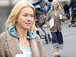 "Picture Shows: Naomi Watts  October 07, 2015\n \n Naomi Watts seen on location for the film ""The Book of Henry"" in New York, NY. Naomi appeared to be wearing pajamas as she strolled around the set carrying a coffee. \n \n Non-Exclusive\n UK Rights Only\n \n Pictures by : FameFlynet UK © 2015\n Tel : +44 (0)20 3551 5049\n Email : info@fameflynet.uk.com"