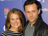 Mandatory Credit: Photo by Roger Goodgroves/REX Shutterstock (5057997q)  Izzy Judd and Harry Judd  Take That in concert at the Official England Rugby World Cup send off at the O2 Arena, London, Britain - 09 Sep 2015